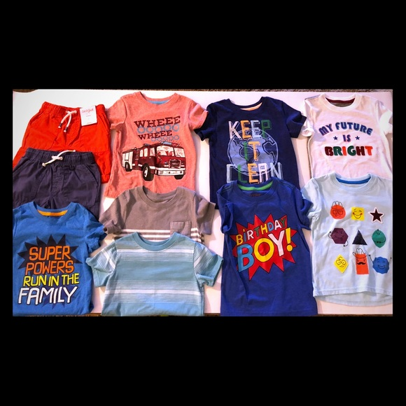 9df37ae3579 Cat   Jack Other - Cat   Jack 3t Boys Short Sleeve Shirts and Shorts